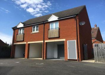 Thumbnail 2 bed property to rent in Melcombe Close, Singleton, Ashford