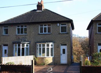 Thumbnail 3 bedroom semi-detached house to rent in Meltham Road, Netherton, Huddersfield