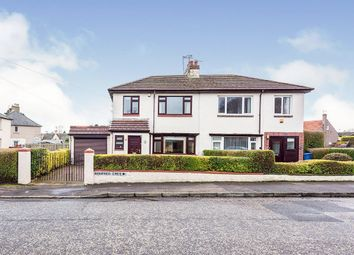 Thumbnail 2 bed semi-detached house for sale in Winifred Crescent, Kirkcaldy, Fife