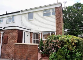 Thumbnail 3 bed end terrace house for sale in Lewis Silkin Way, Southampton
