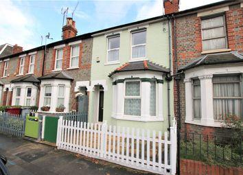 Thumbnail 3 bed terraced house for sale in De Montfort Road, Reading, Berkshire
