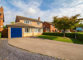 Thumbnail 4 bed detached house for sale in The Dene, Worksop
