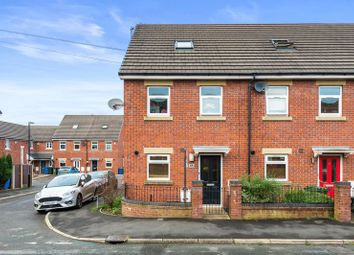 Thumbnail 4 bed semi-detached house for sale in Saville Street, Chorley