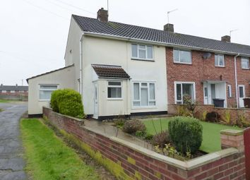Thumbnail 2 bed end terrace house for sale in Sudbrooke Drive, Lincoln