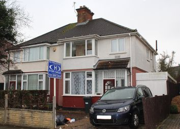 Thumbnail 3 bed semi-detached house for sale in Dorset Waye, Heston, Hounslow