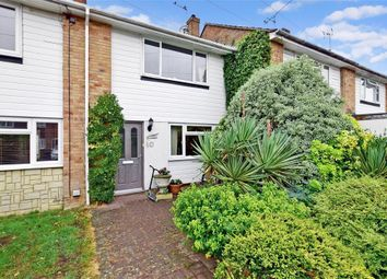 Thumbnail 2 bed terraced house for sale in Pippin Close, Coxheath, Maidstone, Kent