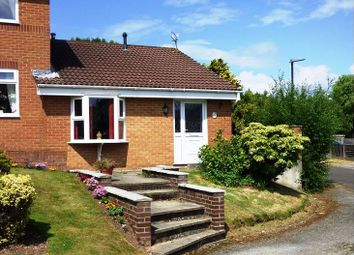 Thumbnail 2 bed semi-detached bungalow for sale in Eastlands, Heysham, Heysham