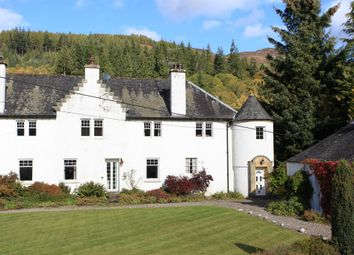 Thumbnail 2 bed duplex for sale in Dunira, Comrie