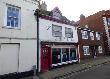 Thumbnail 5 bedroom end terrace house for sale in Church Street, Harwich