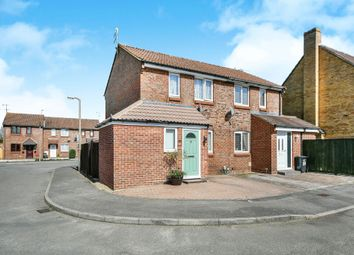 2 bed semi-detached house for sale in Meadowsweet Close, Swindon SN25