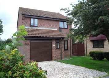 Thumbnail 3 bed property to rent in Cropley Close, Bury St. Edmunds