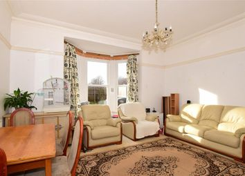 Thumbnail 2 bed flat for sale in Dover Road, Walmer, Deal, Kent