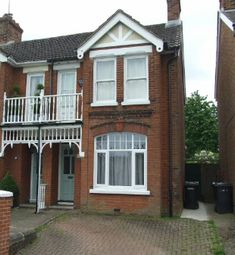 Thumbnail 4 bed property to rent in Norman Road, West Malling