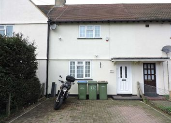 Thumbnail 2 bed terraced house for sale in Molesey Road, Hersham, Surrey