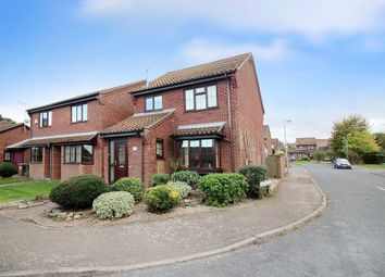 Thumbnail 3 bed detached house for sale in Brick Kiln Road, North Walsham