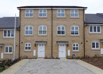 Thumbnail 3 bed semi-detached house to rent in Hambleton Way, Winnersh, Wokingham
