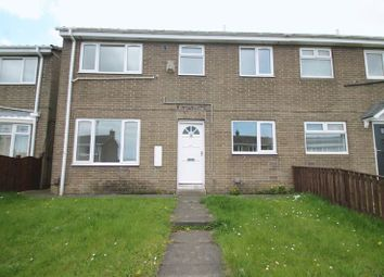 Thumbnail 3 bed semi-detached house to rent in Thornbank Close, Sunderland