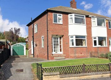 Thumbnail 3 bed semi-detached house for sale in Hardwick Crescent, Pontefract