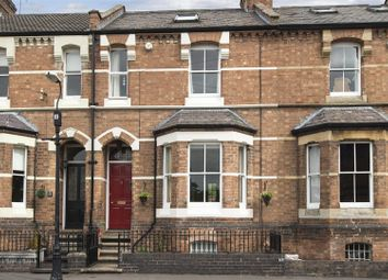 Thumbnail 4 bed terraced house for sale in Hyde Place, Leamington Spa, Warwickshire