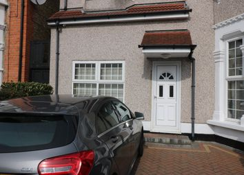 Thumbnail 2 bedroom terraced house to rent in Belmont Road, Ilford