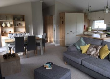 Thumbnail 3 bed lodge for sale in White Cross, Newquay