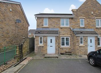 Thumbnail 3 bed semi-detached house to rent in Straight Mile Court, Burnley