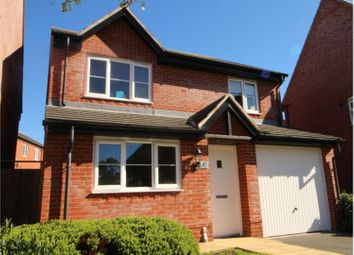 Thumbnail 4 bed detached house for sale in Betjeman Way, Cleobury Mortimer