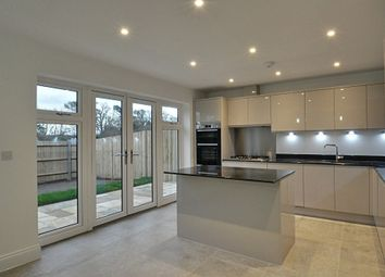 Thumbnail 3 bed semi-detached house for sale in Fishers Wood Grove, Bromley, Kent