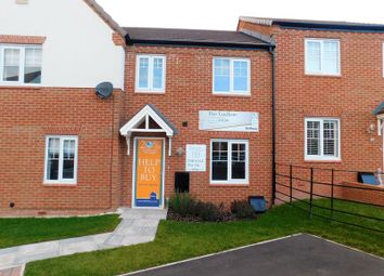 Thumbnail 3 bed terraced house for sale in The Drive, Doxey, Stafford