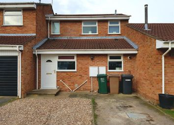 Thumbnail 2 bed terraced house for sale in Ley Croft, Hatton, Derby