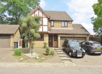 Thumbnail 4 bedroom detached house to rent in Highview Gardens, Grays