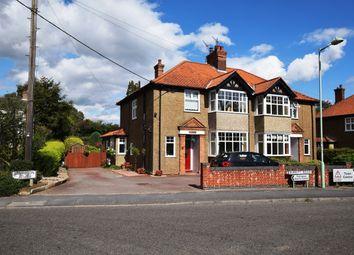 Thumbnail 3 bed semi-detached house for sale in Burkitt Road, Woodbridge