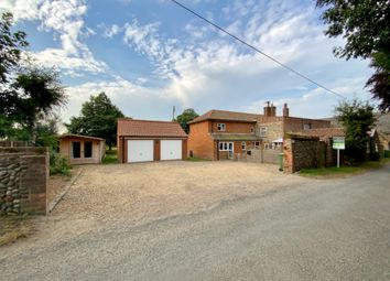 Thumbnail 5 bed semi-detached house for sale in Church Road, Bacton, Norwich