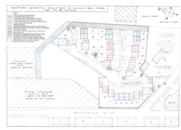 Land for sale in Blackhills Road, Horden, County Durham SR8