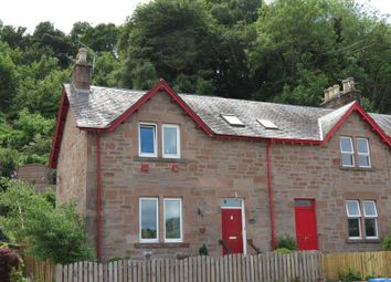 Thumbnail 3 bed end terrace house for sale in Hill Terrace, Dingwall