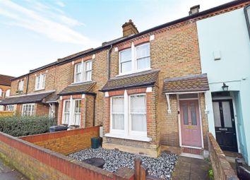 Thumbnail 2 bedroom terraced house for sale in Wellington Road, Hampton Hill, Hampton