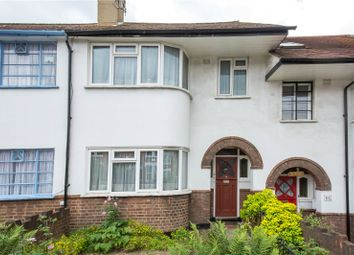 Thumbnail 3 bedroom terraced house for sale in Rokesly Avenue, Crouch End, London