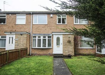 Thumbnail 3 bed terraced house to rent in Kirkbride Place, Eastfield Dale, Cramlington
