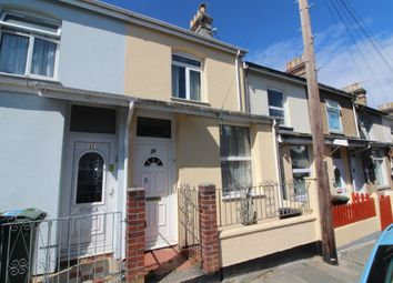 Thumbnail 2 bed terraced house for sale in Home Sweet Home Terrace, Plymouth