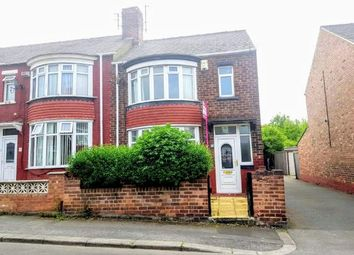 Thumbnail 3 bedroom end terrace house for sale in Lydbrook Road, Middlesbrough
