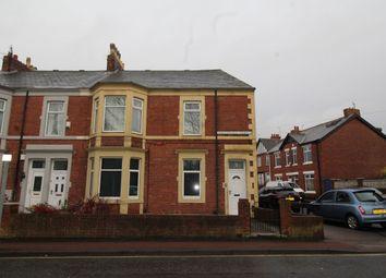 Thumbnail 2 bed flat to rent in Chesterwood Terrace, Bill Quay, Gateshead