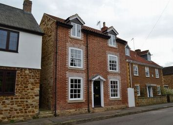 Thumbnail 3 bedroom detached house to rent in Lodge Road, Little Houghton, Northampton