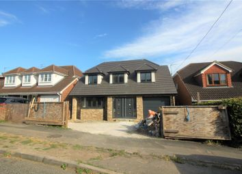 Thumbnail 4 bed detached house for sale in Prince Edward Road, Billericay, Essex