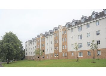 Thumbnail 2 bed flat for sale in Morag Riva Court, Glasgow