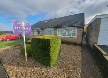 Thumbnail 2 bed semi-detached bungalow for sale in Greenway, Hulland Ward, Ashbourne