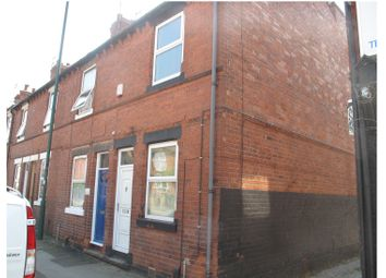 Thumbnail 2 bed end terrace house to rent in Nottingham Road, New Basford