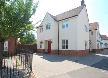 Thumbnail 3 bed semi-detached house for sale in Wilkin Drive, Tiptree, Colchester