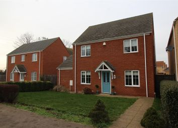 Thumbnail 4 bed detached house for sale in Ramsey Road, Whittlesey, Peterborough