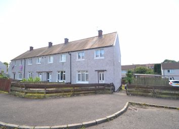 Thumbnail 2 bed end terrace house for sale in Wallace Crescent, Plean, Stirling