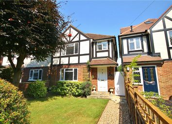 Thumbnail 3 bed semi-detached house for sale in Liberty Rise, Addlestone, Surrey